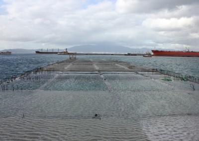 Asistencia Técnica en la construcción de la Small Boats Marina, Port of Gibraltar