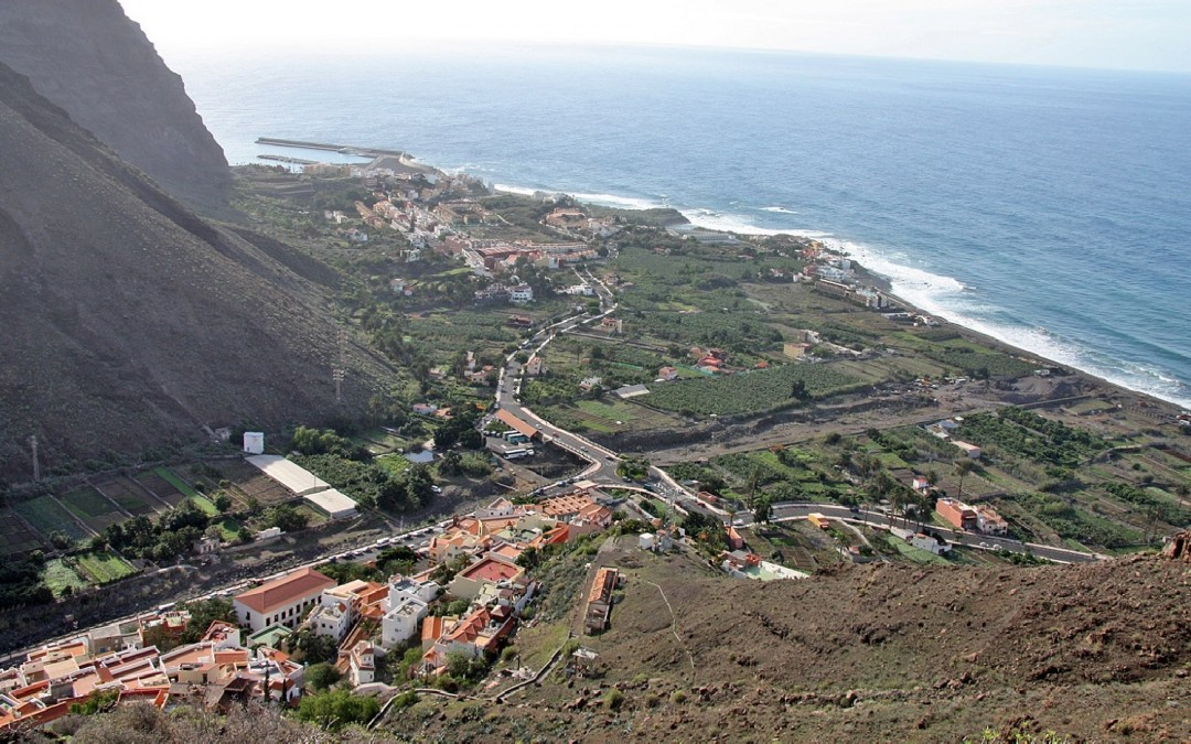 Reestudio del talud de protección en la playa de Valle de Gran Rey, T.M de La Gomera (Santa Cruz de Tenerife)