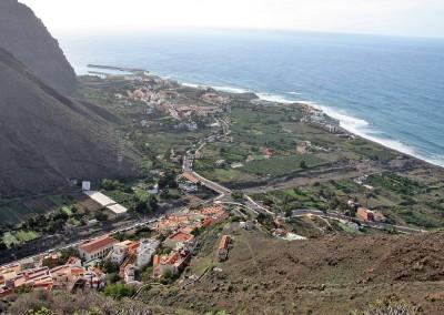 Restudy of the protection slope in the Valle del Gran Rey, La Gomera (Gran Canaria)