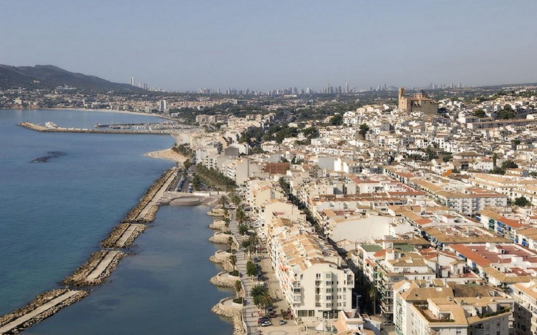 """Efectos del cambio climático en el """"Proyecto de rehabilitación medioambiental de la fachada costera del casco urbano de Altea (Alicante)"""""""