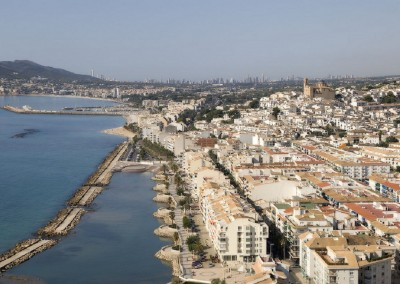 """Report about Change Climate effects in the """"Project of environmental rehabilitation in the coastal side of the town center of Altea (Alicante)"""""""