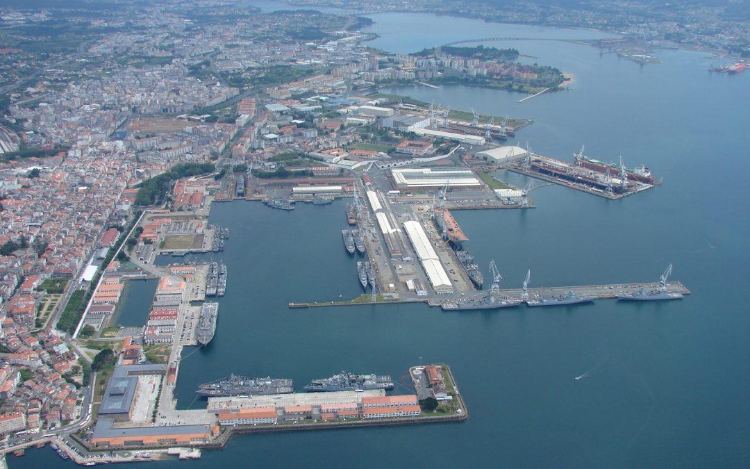 Determinación del valor del suelo en la zona de servicio de la Autoridad Portuaria de Ferrol, San Cibrao (2007)