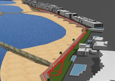 Rehabilitación medioambiental de la fachada costera del casco urbano de Altea (2011, 2013)
