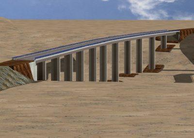 Proyecto de construcción de plataforma de la línea de alta velocidad Antequera-Granada. Tramo: Quejigares-Variante de Loja (2011)