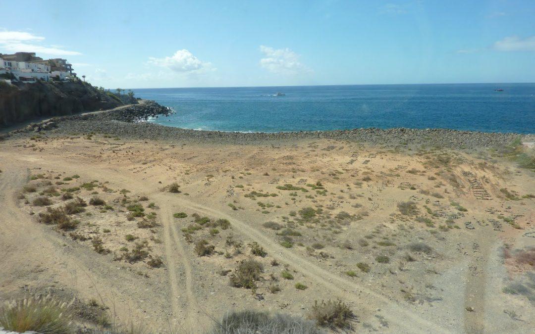 Proyecto de ampliación y mejora de la playa de Balito, T.M. de Mogán (Gran Canaria) y concesión de los servicios de la playa