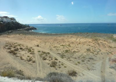 Project of extension and improvement of the beach of Balito, Mogán (Gran Canaria) and licence of the beach services