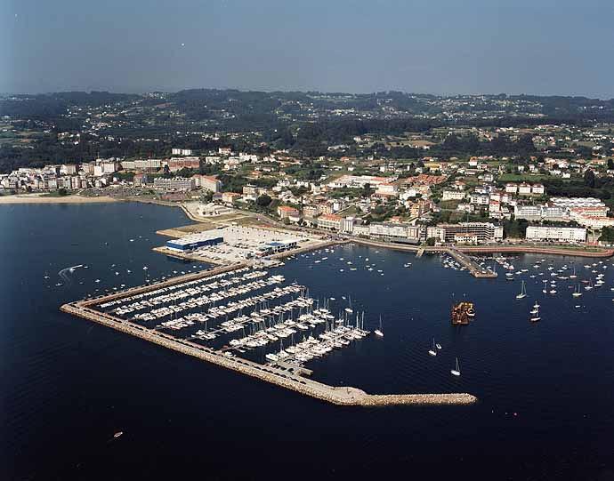 Actualización de la valoración del suelo en las zonas de servicio de los puertos dependientes del ente público, Puertos de Galicia (2007)