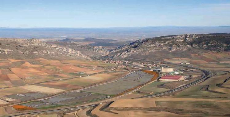 Valoración de terrenos del Polígono Logístico-Industrial «Bilbao Port» (año 2013)