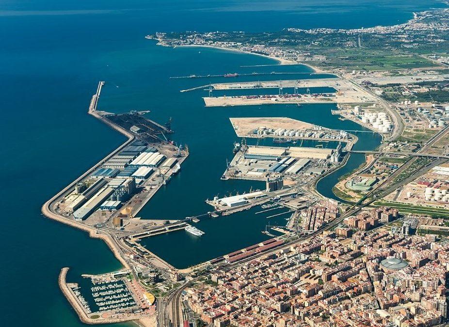 Valoración de terrenos y lámina de agua de la zona de servicio del puerto de Tarragona (año 2009)