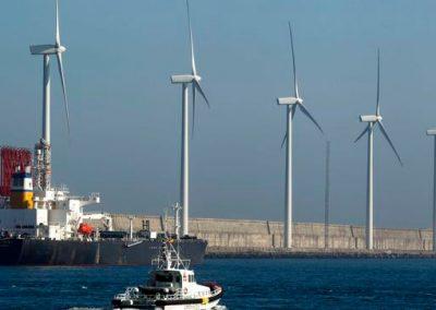 Desarrollo de un sistema de generación de energía eólica con capacidad de almacenamiento para su aplicación en infraestructuras offshore – Windstore